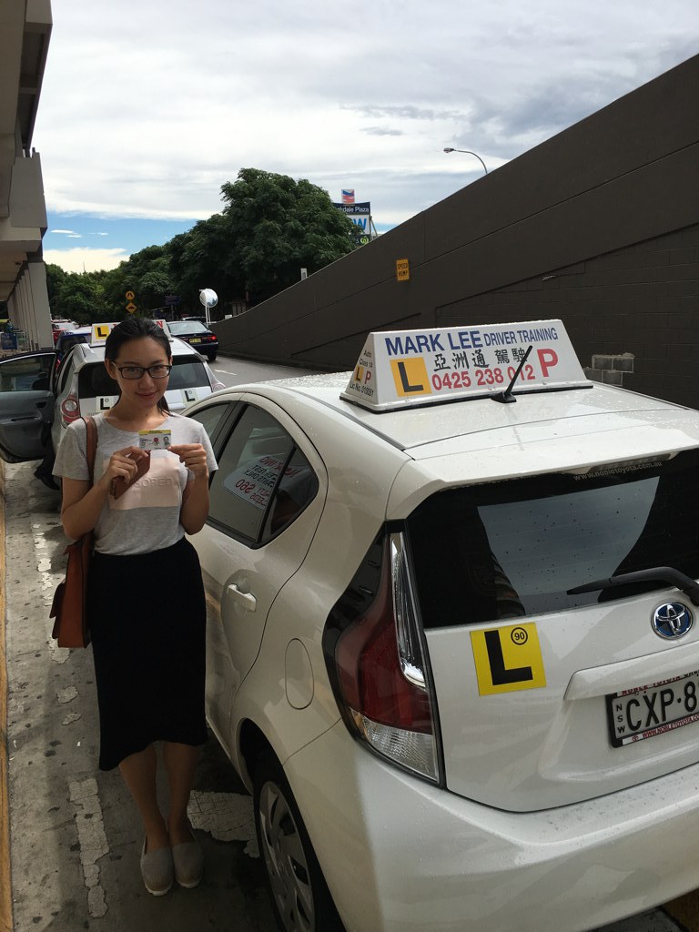 Hurstville Asia Driving School Learners First Attempt Pass