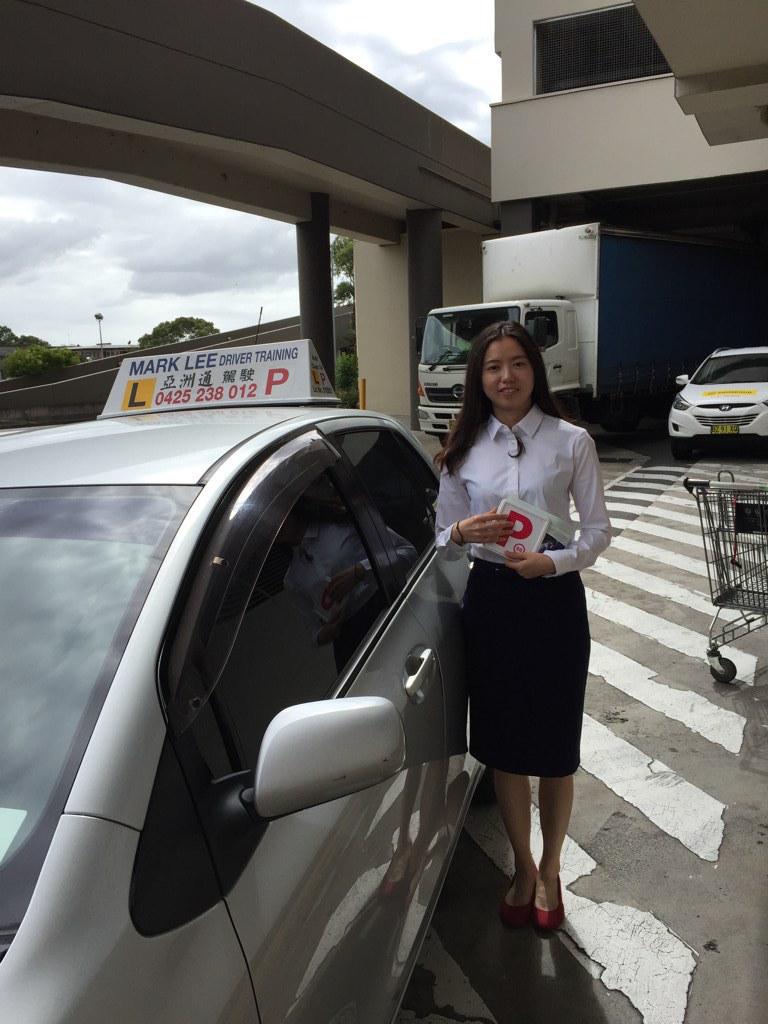 Hurstville Asia Driving School Learners First Attempt Pass