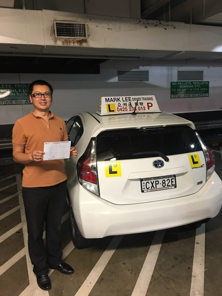 Sydney Asia Driving School Pass Test – 4